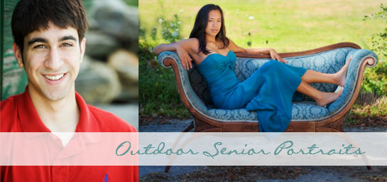 Southern Orange County Senior Portraits