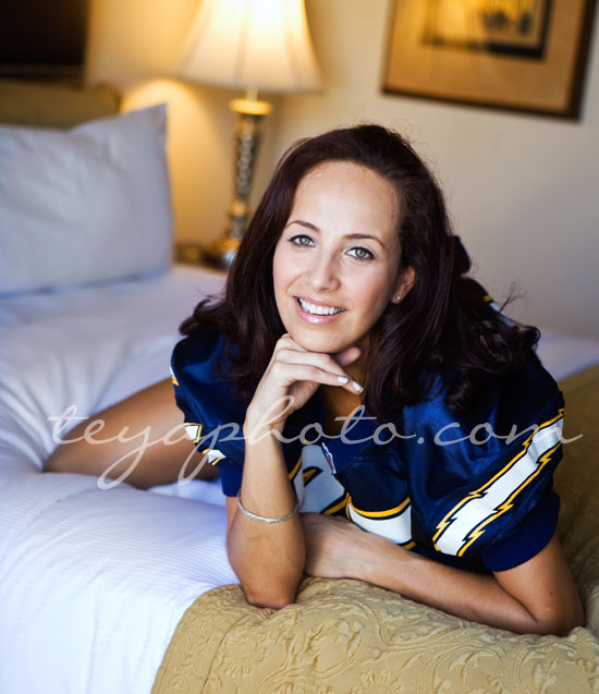 Orange County Boudoir Photography