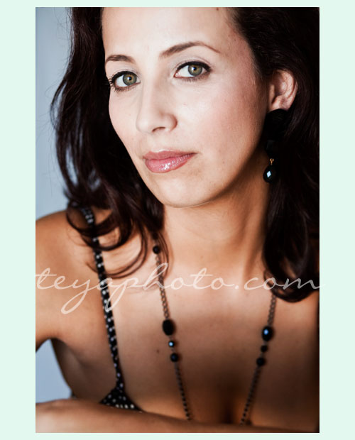 of boudoir portraits on the Orange County Boudoir Photography site