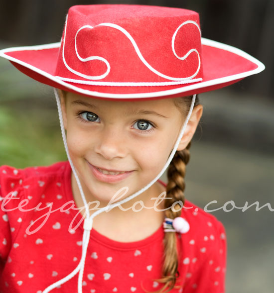 Little Cowgirl, South Orange County