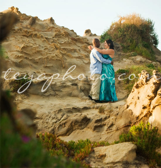 Romantic Portrait, Southern California