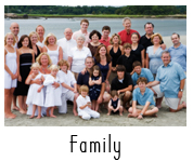 Large group and reunion photography